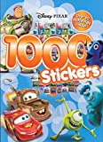 Disney Pixar All Stars: 1,000 Stickers & Activities Book (Cars, Toy Story, Monsters, Nemo)