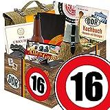 16. Hochzeitstag | Ostalgie Paket | GRATIS DDR Kochbuch | NVA Box