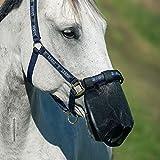 Fliegenschutz für die Nase Nasennetz Nasenschutz Hilfe b Headshaking, Groesse:FULL