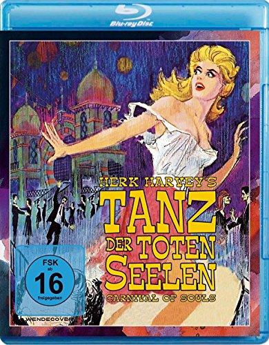 Bild von Tanz der toten Seelen - Carnival of Souls [Blu-ray]