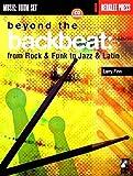 Beyond the Backbeat: from Rock & Funk to Jazz & Latin (Berklee Press Workshop) by Larry Finn (2000-09-01)
