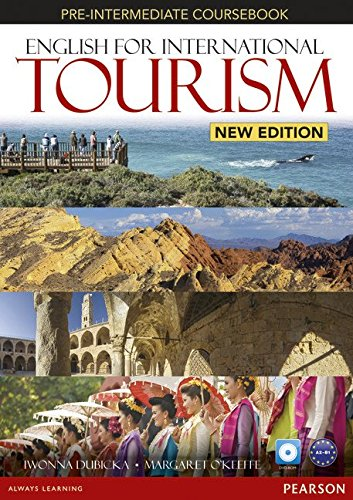 English For International Tourism. Pre-Intermediate Coursebook + DVD - New Edition (English for Tourism)