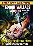 Edgar Wallace Collection 2: Curse Of The Yellow [DVD] [Region 1] [NTSC] [US Import]