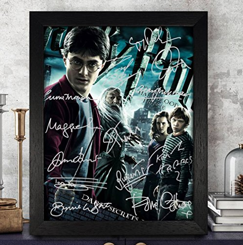 harry-potter-and-the-half-blood-prince-group-signed-autographed-photo-8x10-reprint-rp-pp-john-hurt-b