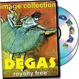 Degas, oltre 100 immagini digitali ad alta risoluzione, Libera Collezione DVD