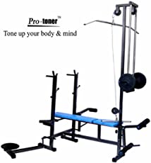 Protoner 20 in 1 Weight Bench for Home Gym, 250kg