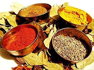 BALSARA's Curry Spice Kit 11 Spices *** FREE UK POSTAGE*** World Class Authentic Quality **CHRISTMAS OFFER** Perfect Refills For An Authentic Indian spice Tin from Falconsuperstore