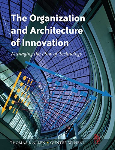 The Organization And Architecture Of Innovation Managing The Flow Of Technology English Edition