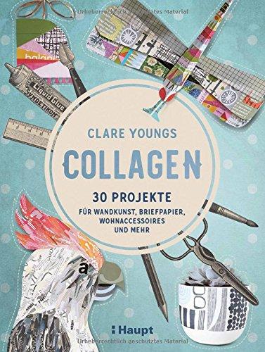 Collagen: 30 Projekte für Wandkunst, Briefpapier, Wohnaccessoires und mehr