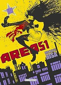 Area 51, tome 10 par Masato Hisa