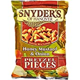 Snyder's Pretzel Snack Honey Mustard, 125g