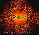 Philm: Fire From The Evening Sun [Vinyl LP] (Vinyl)