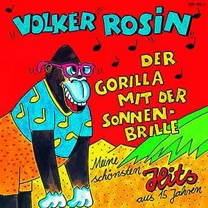 Der Gorilla mit der Sonnenbrille