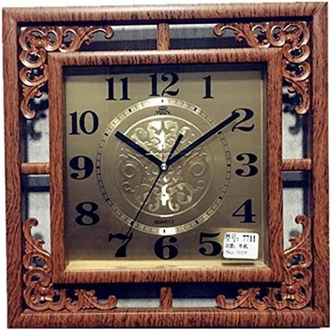 Zhiyuan Super Super Super Silencieux Horloge murale Creative Horloge à quartz antique sculpté Salon Horloge murale, 1   Outlet Online Shop  be5efd