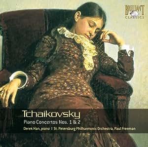Tchaikovsky: Piano Concertos Nos 1 & 2
