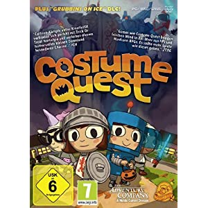 Costume Quest – [PC/Mac]