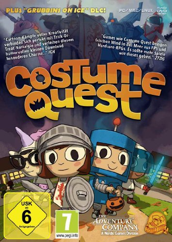 Costume Quest - [PC/Mac]
