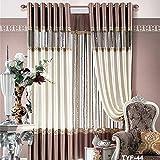Salón Dormitorio estilo moderno minimalista mosaico , cortinas cortina interna,2*56W110L