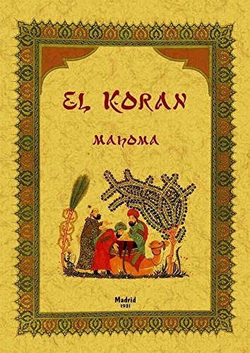 El Koran por Mahoma