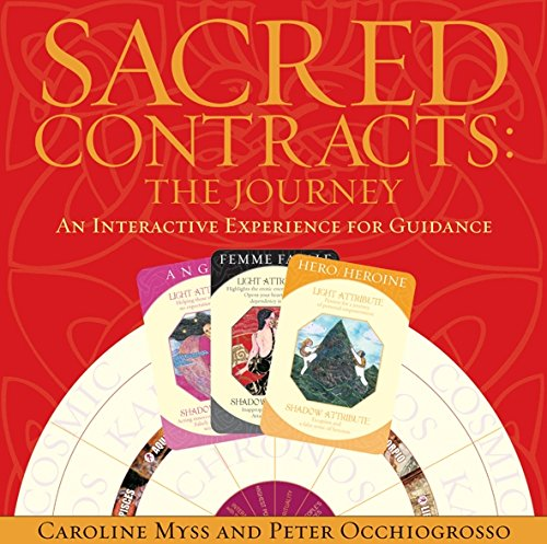 Sacred Contracts: The Journey: An Interactive Experience For Guidance: The Journey - An Interactive Tool for Guidance