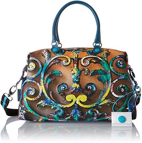 GABS - Katia, Borse a tracolla Donna Multicolore (Ringhiera)
