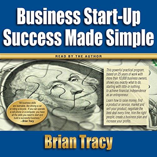 Business Start-Up Success Made Simple  Audiolibri