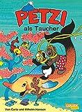 Petzi, Bd.12, Petzi als Taucher