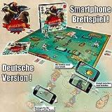 World of Yo-Ho Deutsch innovatives Handy Smartphone Spiel Gesellschaftsspiel Brettspiel