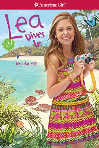 Lea Dives in (American Girl Today)