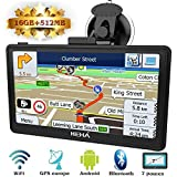 Hieha® GPS Auto Voiture ou Camion Android Système d'Operation...