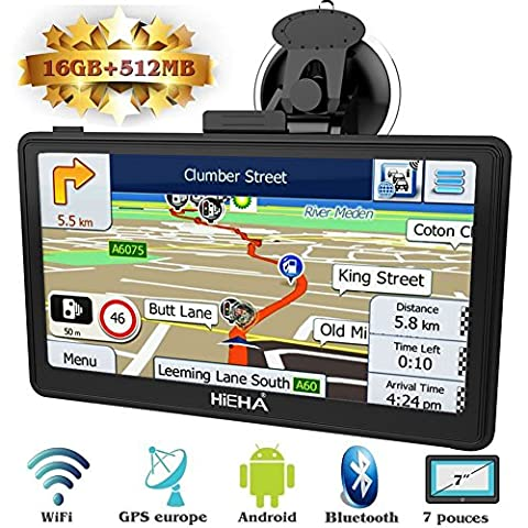 Operation Trafics - Hieha® GPS Auto Voiture ou Camion Android