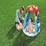 WJSW Aufblasbare Spielzeuge Sommer Candy Markise Aufblasbarer Pool, Ocean Ball Pool Unterhaltung...