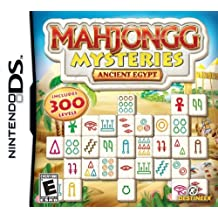Mahjong Mysteries: Ancient Egypt - Nintendo DS