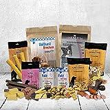 Schecker Alles Schecko fit Testpaket Eine Riesen Auswahl unterschiedlichster Snacks Man kann in Ruhe testen was der Hund mag