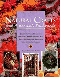 Natural Crafts from America's Backyards: Decorate Your Home With Wreaths, Arrangements, and Wall Decorations Gathered from Nature's Harvest by Ellen Spector Platt (1997-09-02)
