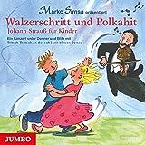 Walzerschritt und Polkahit: Johann Strauß für Kinder. Ein Konzert unter Donner und Blitz mit Tritsch-Tratsch an der schönen blauen Donau