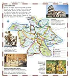 Rome Pocket Map & Guide by DK front cover
