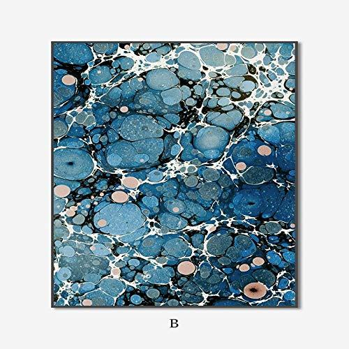 zgmtj Moderne Abstrakte Marmor Textur Wandkunst Poster Und Drucke Leinwand Malerei Nordic Dekoration Bild Für Wohnzimmer Wohnkultur