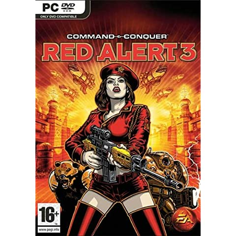 Command & Conquer Red Alert 3 - Value Game