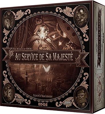Asmodee - UBIWS01 - The World Of Smog - Au Service De Sa Majesté