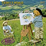 Teddy's World 2017: Kalender 2017 (Ar...
