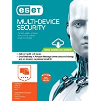 Eset Multi Device Security - 5 Devices, 1 Year (Email Delivery in 2 Hours - No CD)