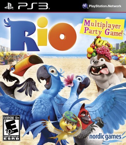Rio - Playstation 3 by Nordic Games (Rio Spiel Ps3)