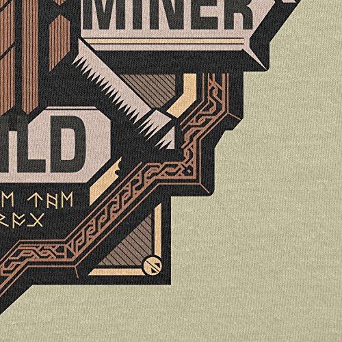 TEXLAB – Moria Miner Guild – Stoffbeutel, natur - 3