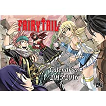 Calendrier Fairy Tail 2015-2016