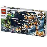LEGO Galaxy Squad - 70705 - Jeu de Construction - Le Vaisseau Insecticide