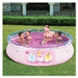 Happy People 18532 - Quick Up Pool Disney Princess