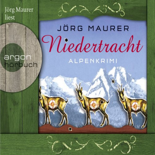 Buchseite und Rezensionen zu 'Niedertracht: Alpenkrimi' von Jörg Maurer