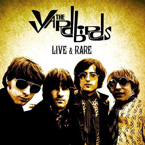 Live & Rare (4 CD / 1 DVD Limited Edition Boxset with 36 Page Mini Book )