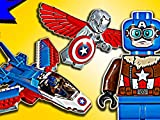 Clip: Captain America Jet Pursuit
